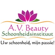 logo A.V. Beauty & Brow Bar